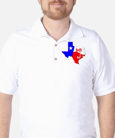 South Texas Boys Golf Shirt