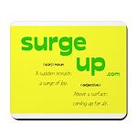 Surge Up Definition Mousepad