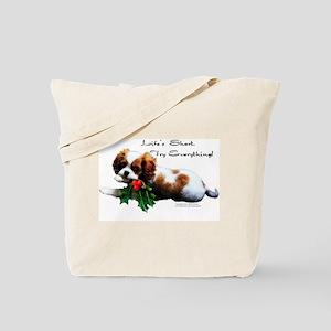 """Life's Short"" Tote Bag"