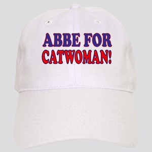 """""""Abby For Catwoman"""" Cap"""