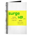 Surge Up Definition Journal