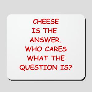 cheese Mousepad