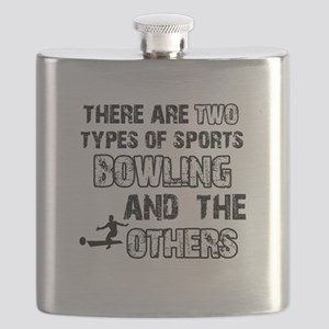 Bowling designs Flask