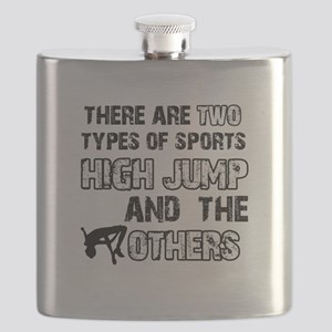 High Jump designs Flask