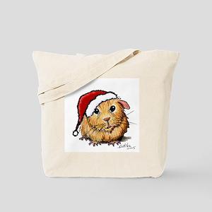 Christmas Cavy Tote Bag