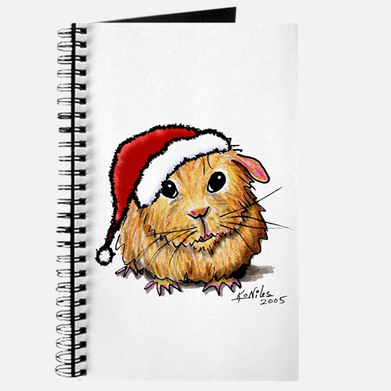 Christmas Cavy Journal