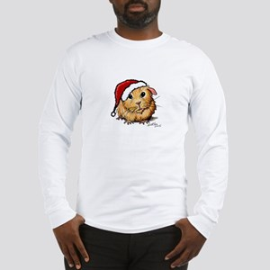 Christmas Cavy Long Sleeve T-Shirt