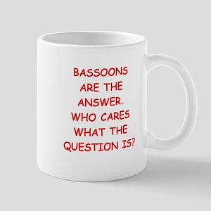 bassoon Mug