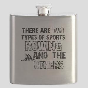 Rowing designs Flask