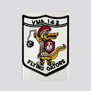 VMA 142 Flying Gators Rectangle Magnet