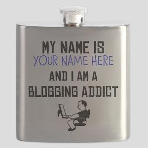 Custom Blogging Addict Flask