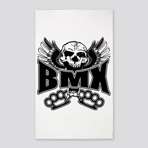 BMX Brass Knuckles 3'x5' Area Rug