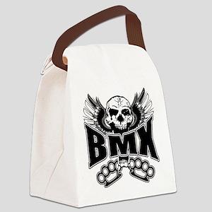 BMX Brass Knuckles Canvas Lunch Bag