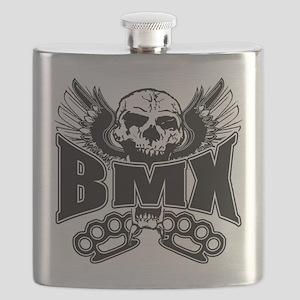BMX Brass Knuckles Flask