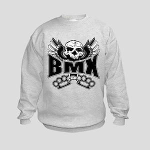 BMX Brass Knuckles Kids Sweatshirt