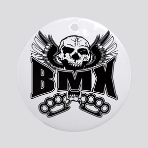 BMX Brass Knuckles Ornament (Round)