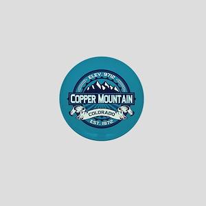 Copper Mountain Ice Mini Button