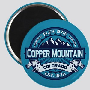 Copper Mountain Ice Magnet