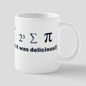 I ate some pie Mug