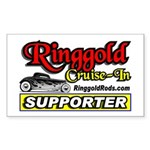 Cruise In Supporter Sticker