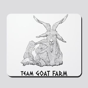 Nagron Fandom: Team Goat Farm Mousepad