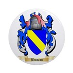 Bruneau Ornament (Round)