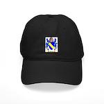 Bruna Black Cap