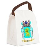 Brun Canvas Lunch Bag