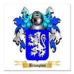 Brumpton Square Car Magnet 3