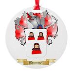 Brummell Round Ornament