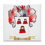 Brummell Tile Coaster
