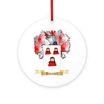 Brummell Ornament (Round)