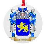 Brumfitt Round Ornament