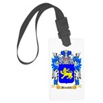 Brumfitt Large Luggage Tag
