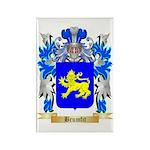 Brumfit Rectangle Magnet (100 pack)