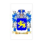 Brumfit Sticker (Rectangle)