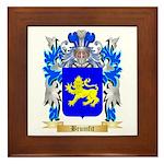 Brumfit Framed Tile