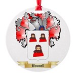 Brumell Round Ornament