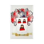 Brumell Rectangle Magnet (100 pack)
