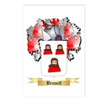 Brumell Postcards (Package of 8)