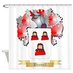 Brumell Shower Curtain
