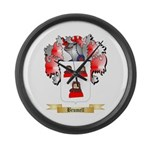 Brumell Large Wall Clock