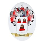 Brumell Ornament (Oval)