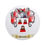Brumell Ornament (Round)
