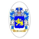 Brume Sticker (Oval 50 pk)