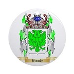 Brumby Ornament (Round)