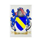 Bruine Rectangle Magnet (100 pack)