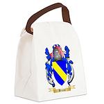 Bruine Canvas Lunch Bag