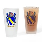 Bruine Drinking Glass