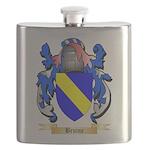 Bruine Flask